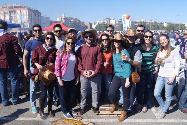 Alumnos Máster Fundación Valenciaport