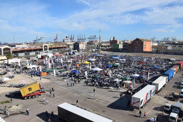 El evento contó con cerca de 7.000 personas del sector