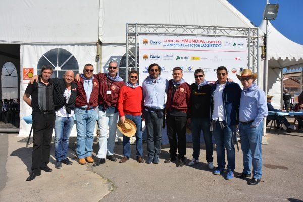 Grupo BUTI en Paellas 2015