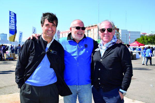 Pérez, Lorente, Romeu